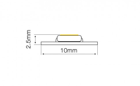 LED line® strip 300 SMD3528 12V MULTIWHITE